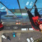 London Air Ambulance abseil - Dolomite Training Charity Abseil