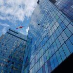 Royal London Hospital abseil - Dolomite Training Charity Abseil